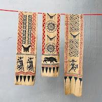 Sarita Shawl Kuno Toraja