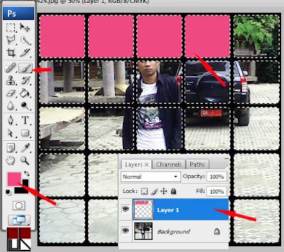 Tutorial Photoshop : Berkreasi Dengan Foto Biar Lebih ...