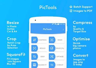 Aplikasi kompres foto dan gambar