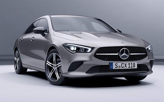 Mercedes-Benz CLA 250 chega por R$ R$ 219.900