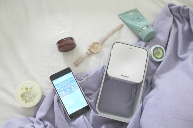 Tackling my sleep problems with Resmed's Sleep+ *. Nourish ME: www.nourishmeblog.co.uk