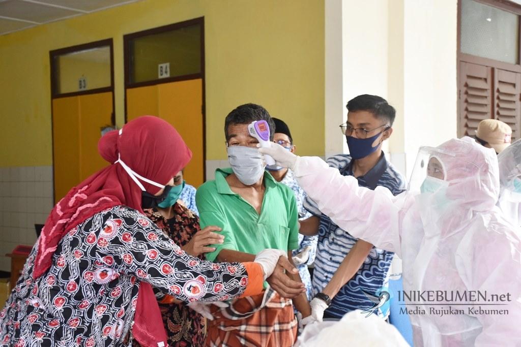 Penderita Gangguan Jiwa di Rumah Singgah Dosaraso Jalani Rapid Test