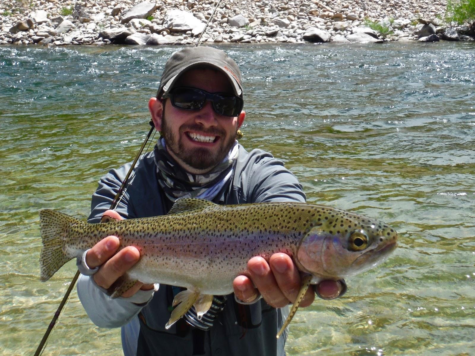 Erik s fly fishing blog middle fork boise float for Boise river fishing
