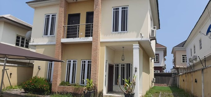 Letting fast and quick now At Agungi, Lekki, Lagos