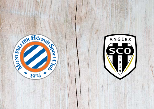 Montpellier vs Angers SCO -Highlights 20 September 2020