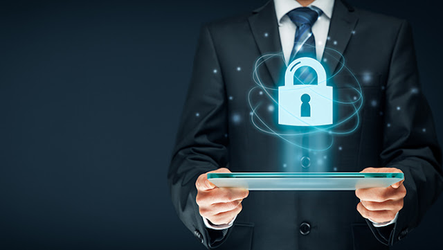 Gambar keamanan digital
