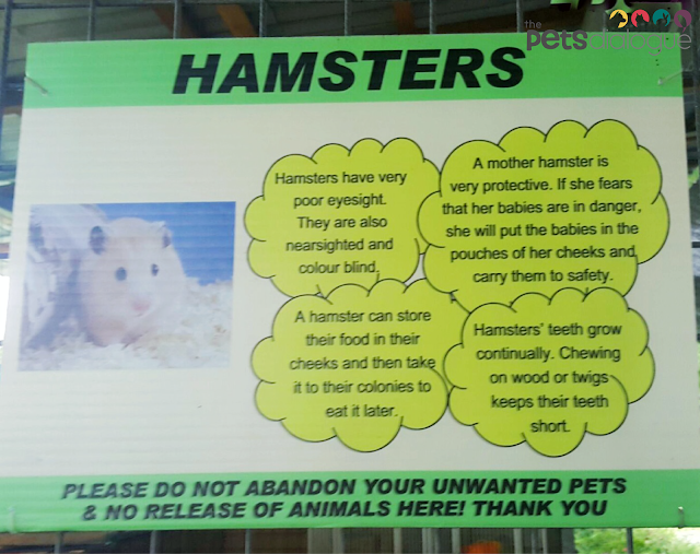Basic Education of Hamsters
