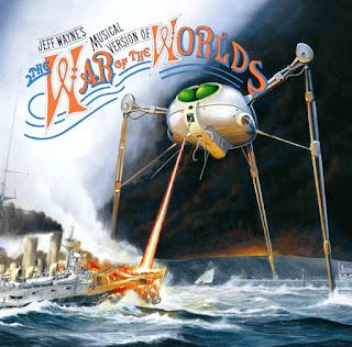 Jeff Wayne, War of the Worlds album