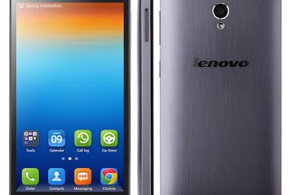 Firmware Lenovo S860 ROW Terbaru