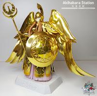 Saint Seiya Myth Cloth Goddess Athena, Original Color Edition ~ Tamashii World Tour ~