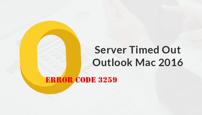 Error code 3259