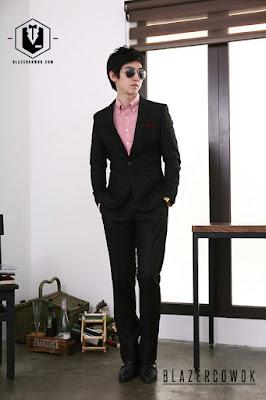 blazer cowok blazercowok.com jaket korean jas pria bk03 d