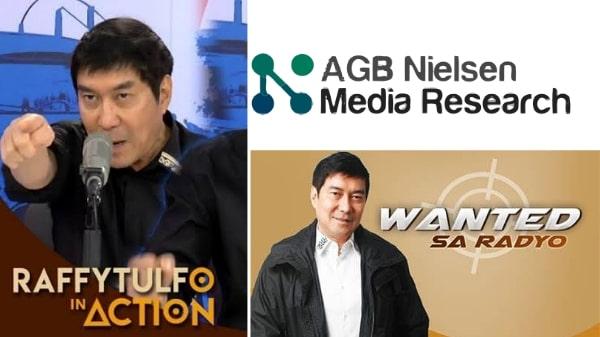 Raffy Tulfo threatens to sue Nielsen Philippines