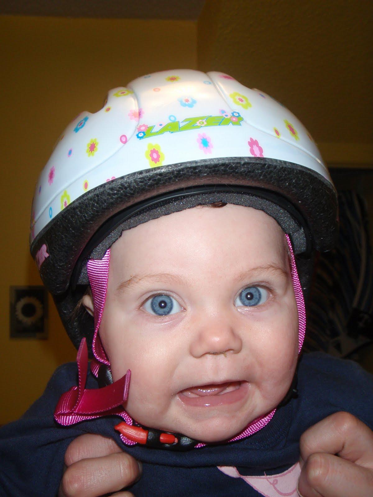 Raising Lilly Baby Bike Helmet