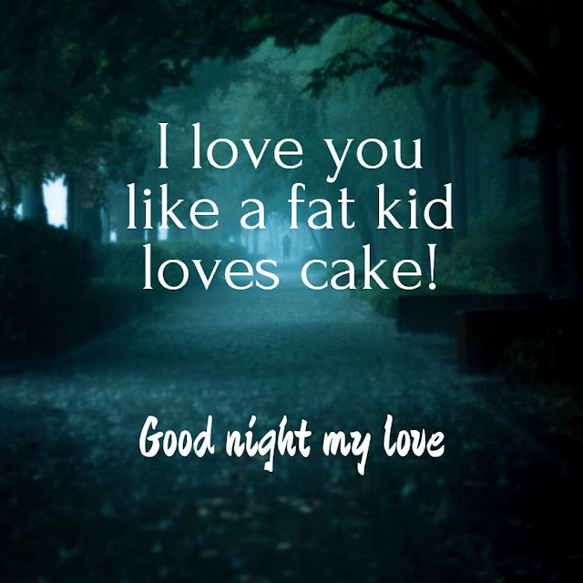 good night images with love quotes