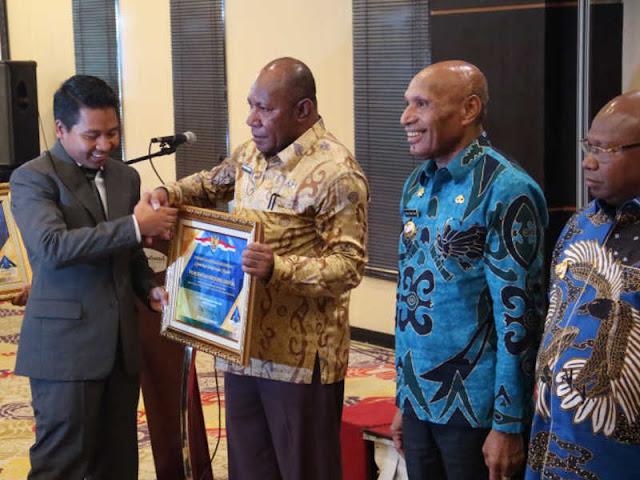 Pemprov Papua Empat Kali Berturut-turut Raih WTP