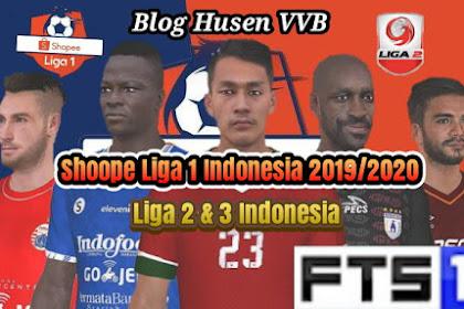 Download Pes 2020 Offline Mod Shopee Liga 1 Indonesia