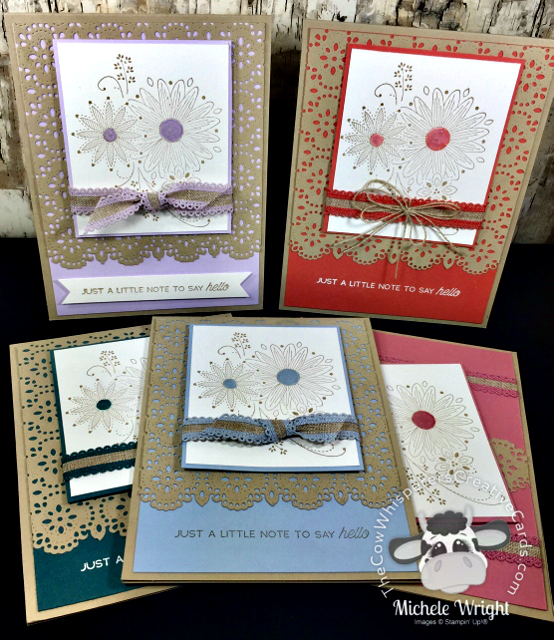 Card, Stitched Lace Dies, Take Your Pick Tool, Take Your Pick Die Brush