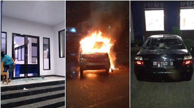 Ambulans Partai Nasdem di Makassar Terbakar, Kantor dan Mobil Dirusak, Kabar Buruk buat Surya Paloh