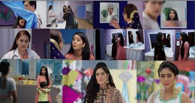 "Yeh Rishta Kya Kehlata Hai Episode 10th January 2020 Written Update "" Naira Confronts Vedika Kartik Feels Something Fishy ""."