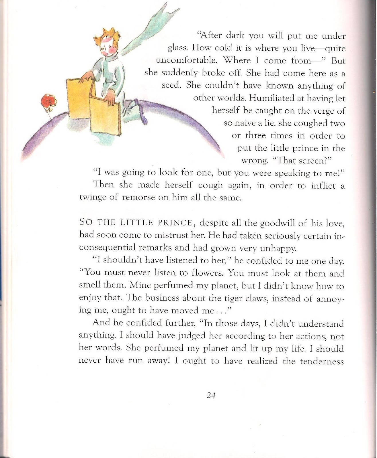 Pin By J H On The Little Prince