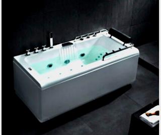 Jetted-Bathtub