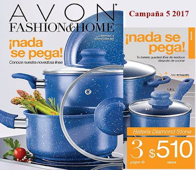 catalogo moda y casa avon mexico C-5 2017