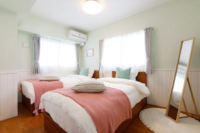 沖縄 恩納村 金武町 綺麗な民泊 ゲストハウス フォルトゥーナヤカ 写真