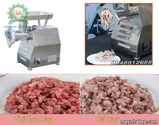 máy xay thịt loại nào tốt
