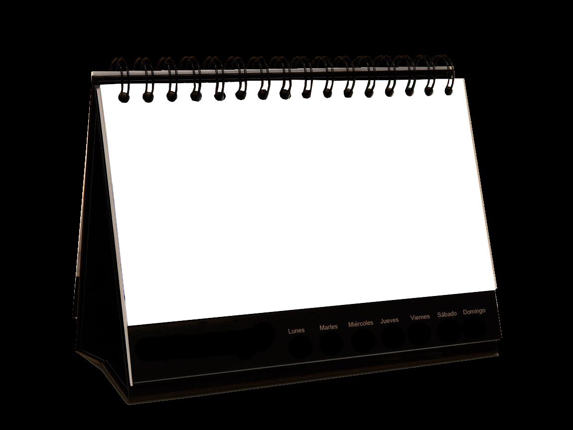 zoom dise o y fotografia calendario almanaque de