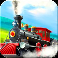 Idle Train Empire mod apk
