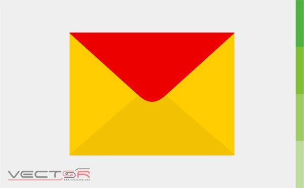 Yandex Mail Logo - Download Vector File CDR (CorelDraw)