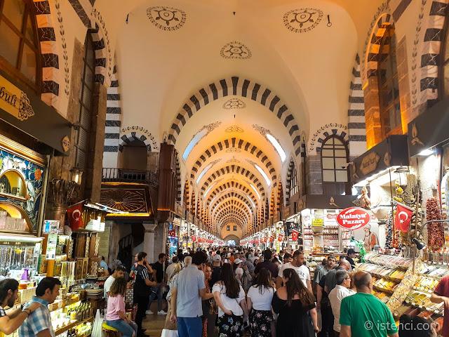 Mısır Çarşısı - Eminönü, İstanbul