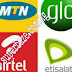 MTN, Airtel, Etisalat, Glo Free Data Plan For September, 2016