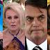 Faustão, Bruna Marquezine e Ana Maria Braga, entre diretas e indiretas, famosos da Globo dão seus recados à Bolsonaro