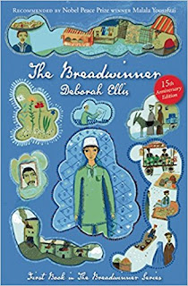 Read-Aloud Books for the Secondary Social Studies Classroom: The Breadwinner