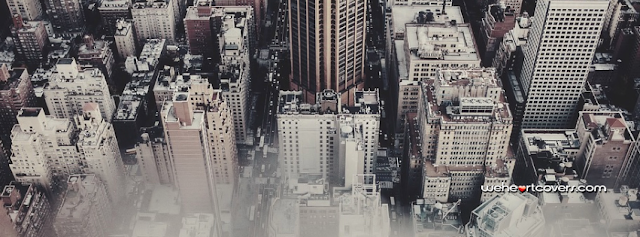 City Scape Facebook Covers - Weheartcovers.com