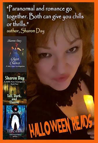 Sharon's Paranormal Romance Series