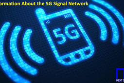Information About the 5G Signal Network