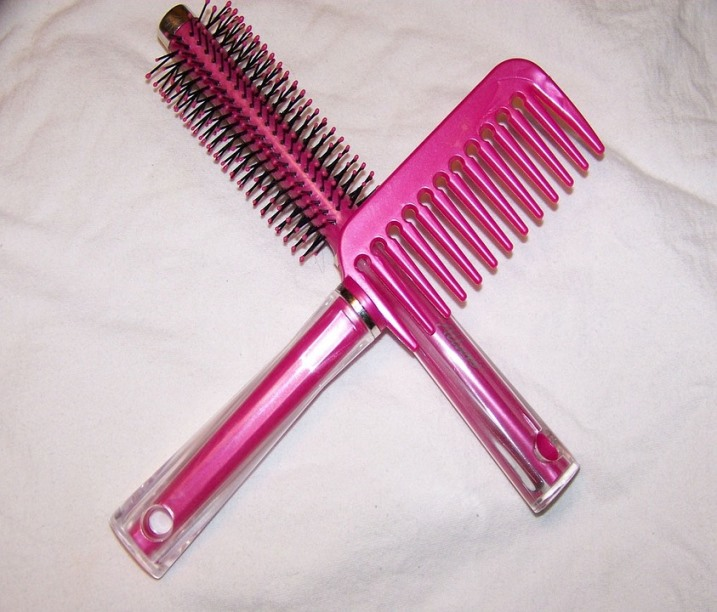 brush and comb