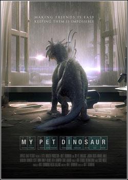Baixar Meu Dinossauro de Estimação Dublado Grátis