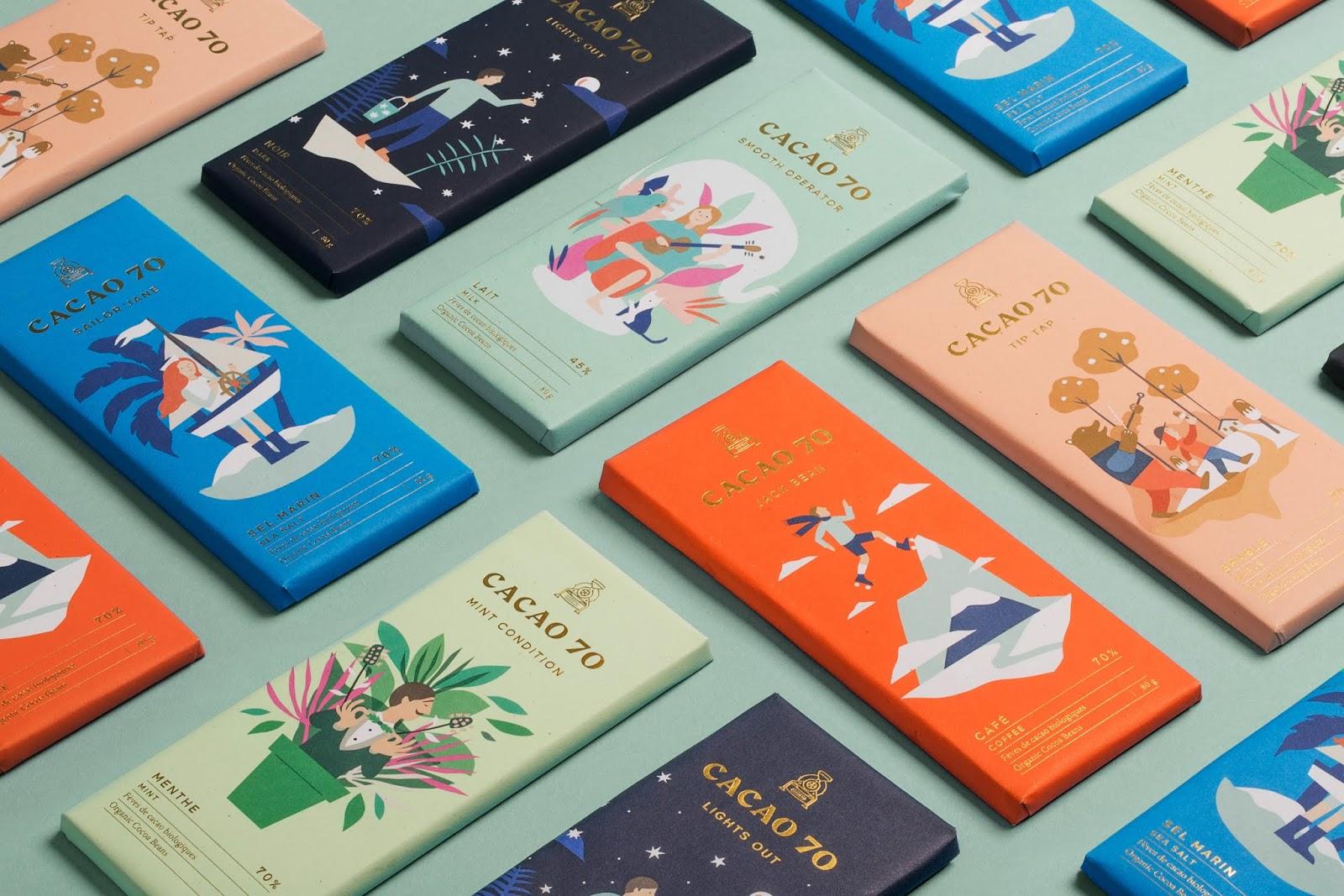 Backstage Journal | 5 Packaging Design Wonders