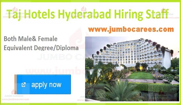 All new job vacancies in Hyderabad,