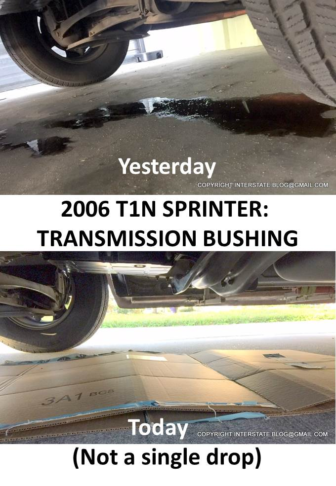 THE INTERSTATE BLOG: REPLACING A PILOT BUSHING IN A 2006
