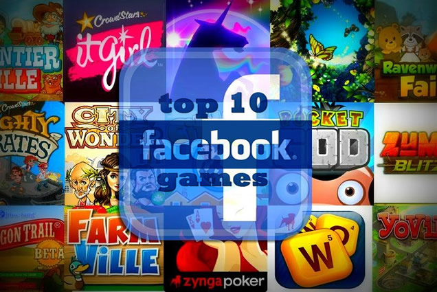 Best Facebook Games to Play with Friends 2014