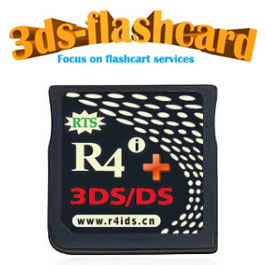 3dsflashcarts2dsxl: Is the R4i gold 3ds rts plus the best R4 gold