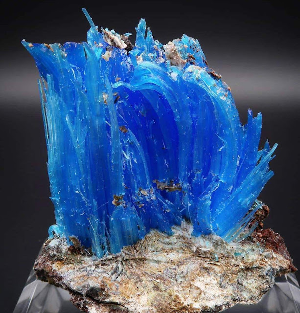 Facts About Chalcanthite