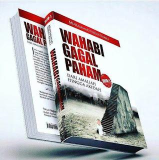 Buku Wahabi Gagal Paham Jilid 1 Toko Buku Aswaja Surabaya