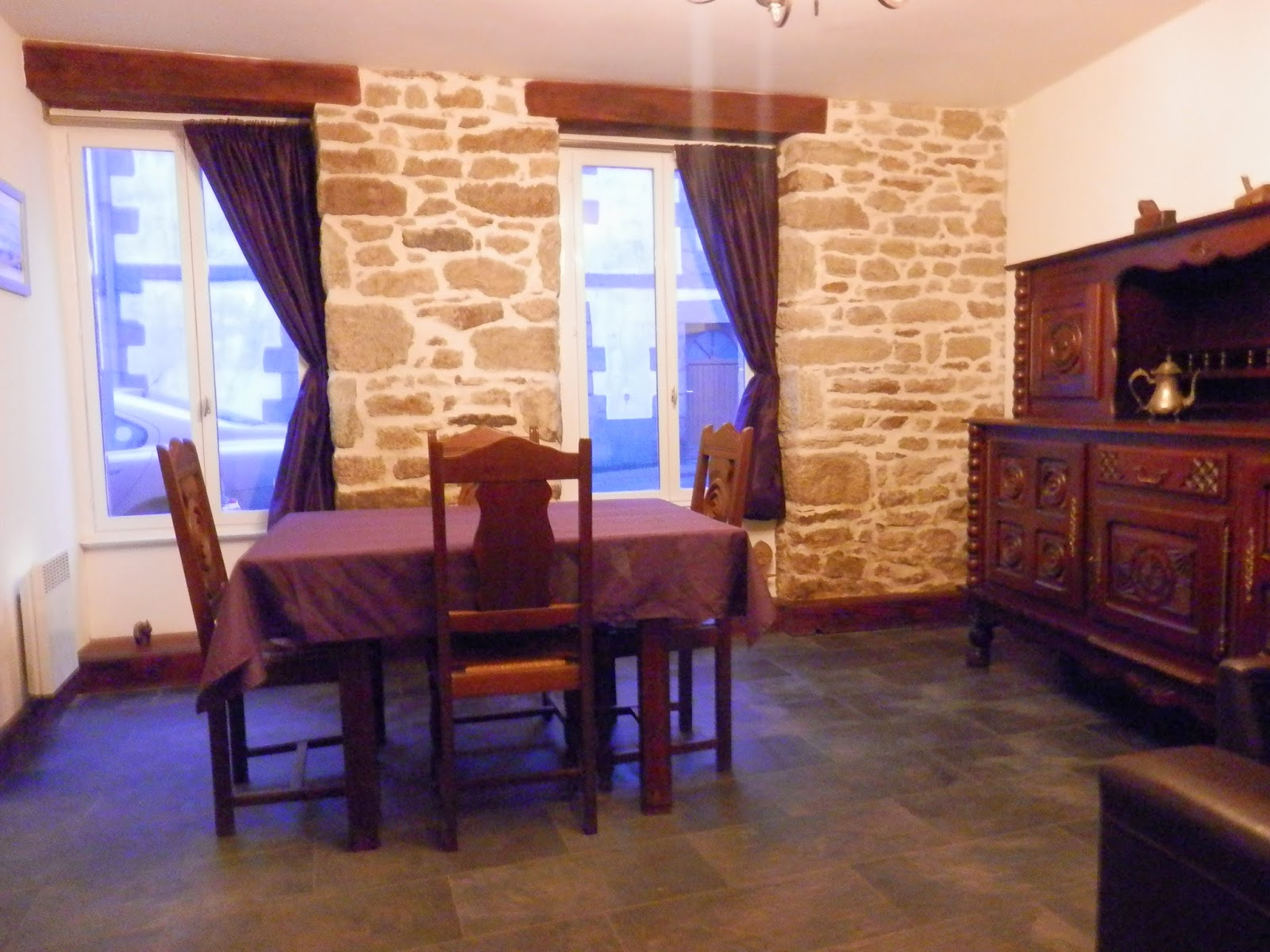 B&B for sale France (Huelgoat 29690)