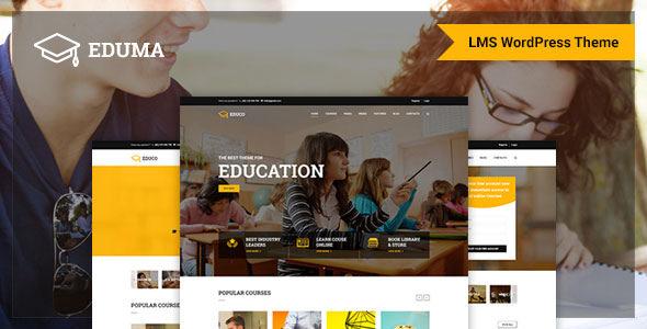 Education WordPress Theme | Eduma V.4.2.9.5